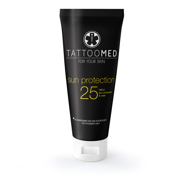 TattooMed sun protection LSF 25 100ml